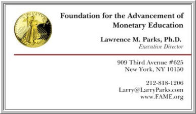 Lawrence Parks Contact Information